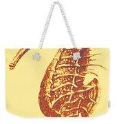 Seahorse - Right Facing Weekender Tote Bag