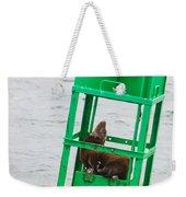 Seal Hammock Weekender Tote Bag