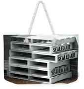 Sealed Air Is So Fresh Weekender Tote Bag