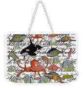 Sealife Dreamland IIi Weekender Tote Bag
