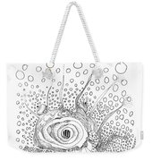 Sealife Smoooch Weekender Tote Bag