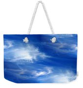 Seamless Background Sky Weekender Tote Bag