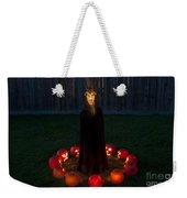 Seance Pumpkins Demon Weekender Tote Bag