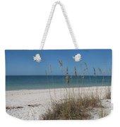 Seaoats And Beach Weekender Tote Bag