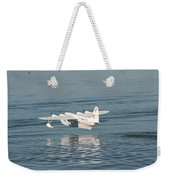 Seaplane Liftoff Weekender Tote Bag