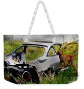 Search And Rescue Weekender Tote Bag
