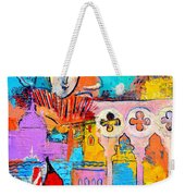 Search Of Lost Time In Venice Weekender Tote Bag