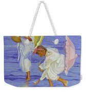 Searching For Shells Weekender Tote Bag