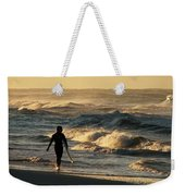 Searching For The Perfect Wave Weekender Tote Bag