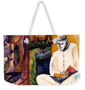 Searching For Truth Weekender Tote Bag