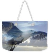 Searching The Sea - Seagull Art By Sharon Cummings Weekender Tote Bag