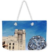 Sears Crosstown Memphis Weekender Tote Bag