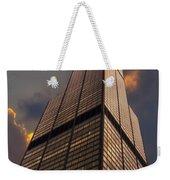 Sears Willis Tower Weekender Tote Bag