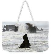 Seascape Bandon Oregon 1 Weekender Tote Bag