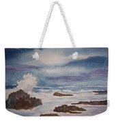 Seascape Five Weekender Tote Bag