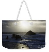 Seascape Oregon Coast 4 Weekender Tote Bag