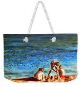 Seascape Series 3 Weekender Tote Bag