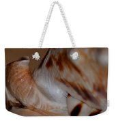 Seashell Abstract 1 Weekender Tote Bag