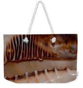 Seashell Abstract 3 Weekender Tote Bag