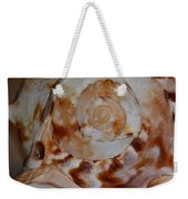 Seashell Abstract 5 Weekender Tote Bag