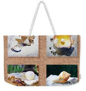 Seashell Collection I Weekender Tote Bag