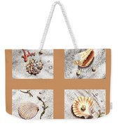 Seashell Collection II Weekender Tote Bag