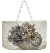 Seashell No.2 Weekender Tote Bag