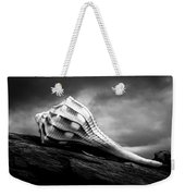 Seashell Without The Sea Weekender Tote Bag