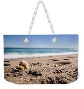Seashells At The Shore Weekender Tote Bag