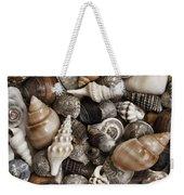 Seashells On The Beach Weekender Tote Bag