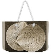 Seashells Spectacular No 11 Weekender Tote Bag