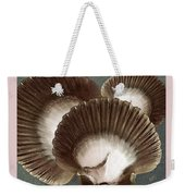 Seashells Spectacular No 22 Weekender Tote Bag by Ben and Raisa Gertsberg