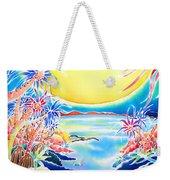 Seashore In The Moonlight Weekender Tote Bag