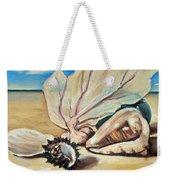 Seashore Shell Still Life Weekender Tote Bag