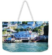 Seaside B And B Weekender Tote Bag