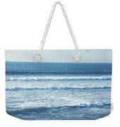 Seaside Blue Weekender Tote Bag