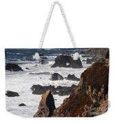 Seaside Color Weekender Tote Bag