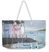 Seaside Houses Weekender Tote Bag