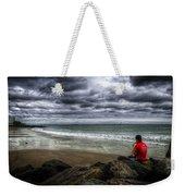 Seaside Music Weekender Tote Bag
