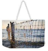 Seaside Nets Weekender Tote Bag