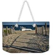 Seaside Park New Jersey Shore Weekender Tote Bag