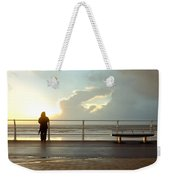 Seaside Person Weekender Tote Bag