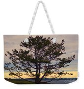 Seaside Pine Weekender Tote Bag