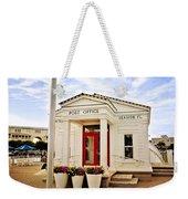Seaside Post Office Weekender Tote Bag