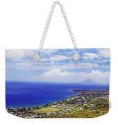 Seaside Resort Weekender Tote Bag
