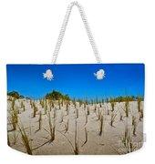 Seaside Sand Dunes Weekender Tote Bag