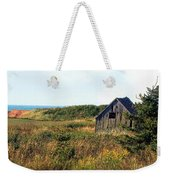 Seaside Shed - September Weekender Tote Bag
