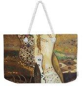 Seasnakes And Squiggles Weekender Tote Bag