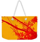 Season Of Colours Weekender Tote Bag