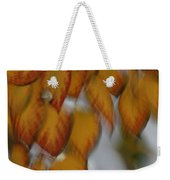 Seasonal Shiver Weekender Tote Bag